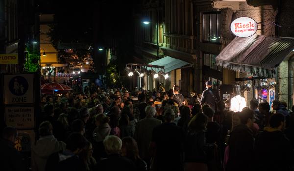 Straßenfest Obere Webergasse Wiesbaden - Event Konzeption und Projektmanagement
